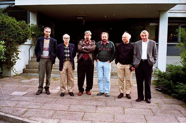Richard C. MacCamy, George C. Hsiao, Wolfgang L. Wendland, Ernst Peter Stephan, Martin Costabel, Manil Suri
