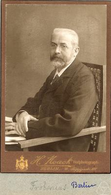 Georg Frobenius