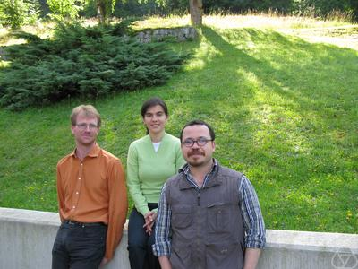 Edgardo Stockmeyer, Thomas Ostergaard Sorensen, Anna Dall'Acqua