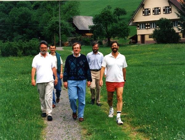 E. Graham Evans, Winfried Bruns, David Eisenbud, Peter Schenzel, Paul C. Roberts