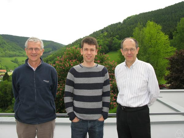 David Mond, Mathias Schulze, Michel Granger