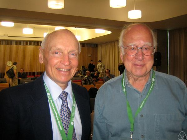 David Wallace, Peter Higgs