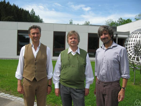 Paolo Piazza, Jochen Brüning, Rafe Mazzeo