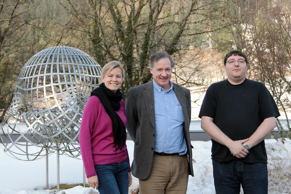 Magdalena Kedziorek, John Greenlees, David James Barnes