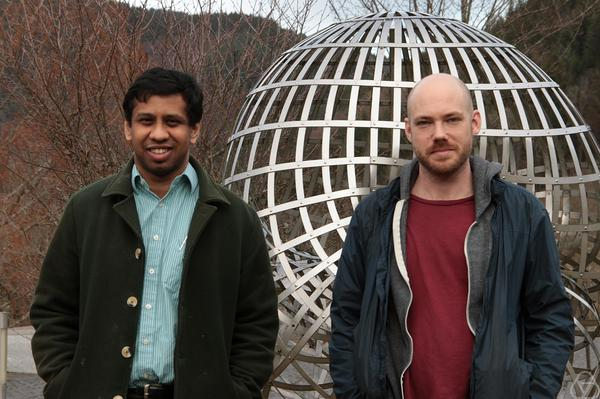Madhusudan Manjunath, Spencer Backman