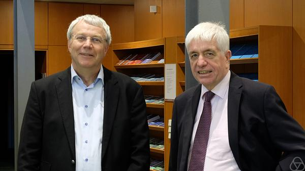 Matthias Hieber and Gerhard Huisken