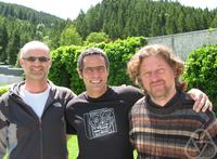 Peter Teichner, Mike J. Hopkins, Stephan Stolz