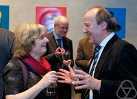 Ingrid Daubechies, Peter Deuflhard