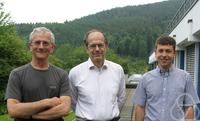 David Mond, Michel Granger, Mathias Schulze