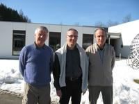 William Rundell, Martin Hanke-Bourgeois, Andreas Kirsch