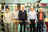 Richard A. Davis, Thomas Mikosch, Paul Embrechts, Andrew J. Patton, Robert F. Engle