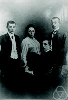 Emmy Noether, Alfred Noether, Fritz Noether, Robert Noether