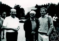 Richard Rochberg, Heinz König, Richard Arens
