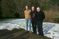 Arjen Doelman, Guido Schneider, Christopher Jones