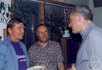 Barry Johnson, Richard J. Loy, John Bachar